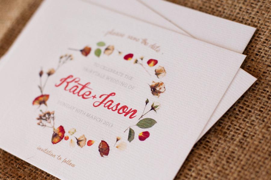 Picnic Wedding Invitations  