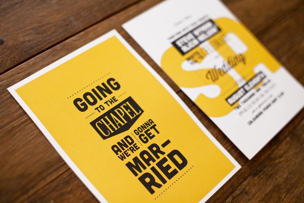 Yellow wedding invitations advertisements stopboris Gallery