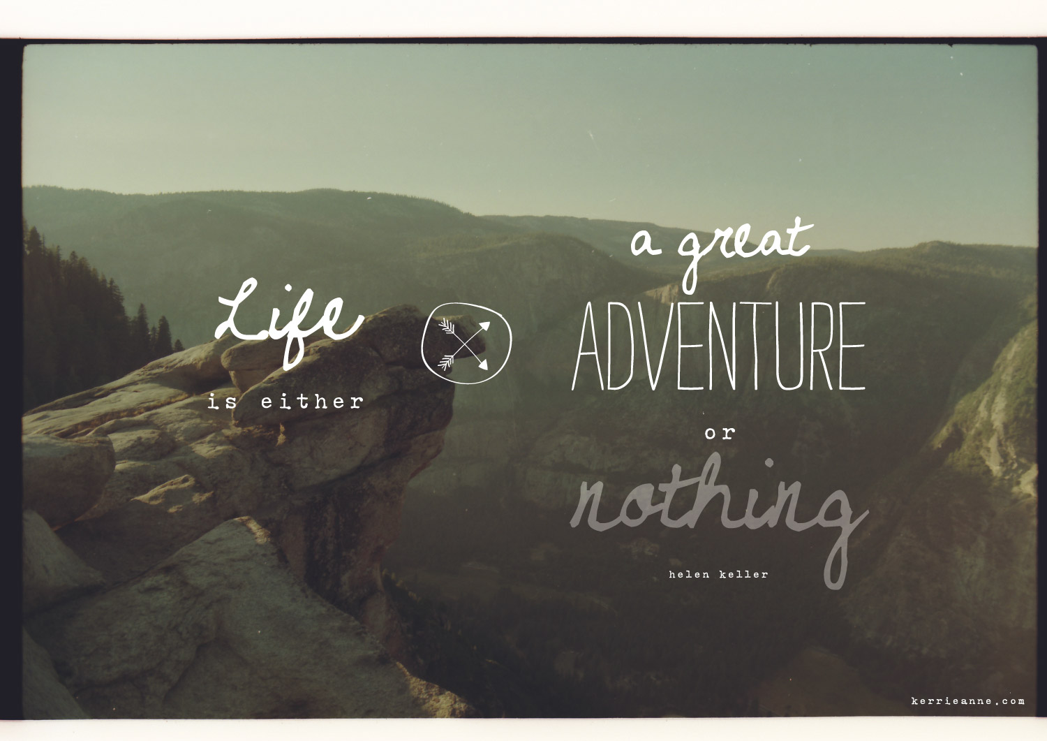 Quotes About Love And Adventure : Quote of the day